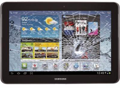 Ganti LCD Samsung