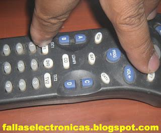 Códigos para mandos a distancia universales