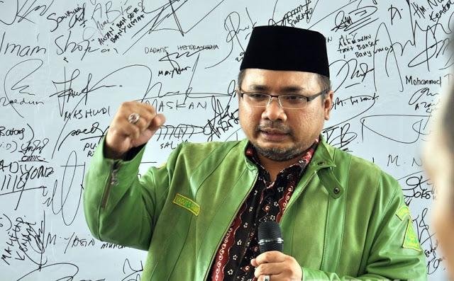 Ansor Jelaskan Pembubaran Kajian Khalid Basalamah, Netizen: Sesama Muslim Kok Musuhan
