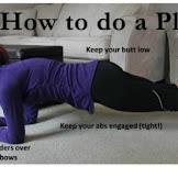 Manfaat Plank Bagi Tubuh Anda