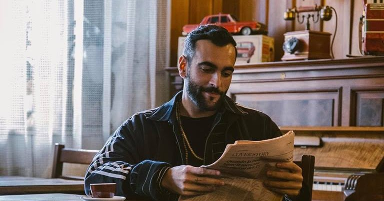Life after Helsinki 2007 Eurovision: ITALY: MARCO MENGONI