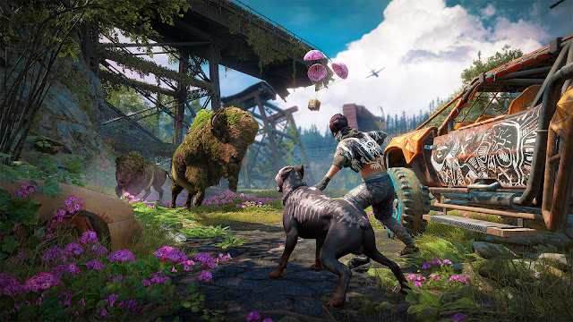 Far Cry New Dawn menjadi pemuncak penjualan pasar gim Inggris