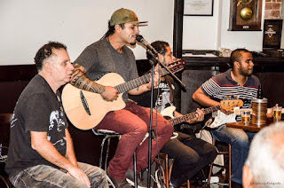 Samba, reggae e MPB no Docas Cantareira
