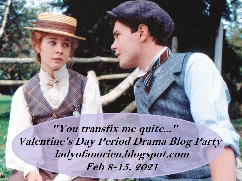 Valentine's Day Period Drama Blog Party
