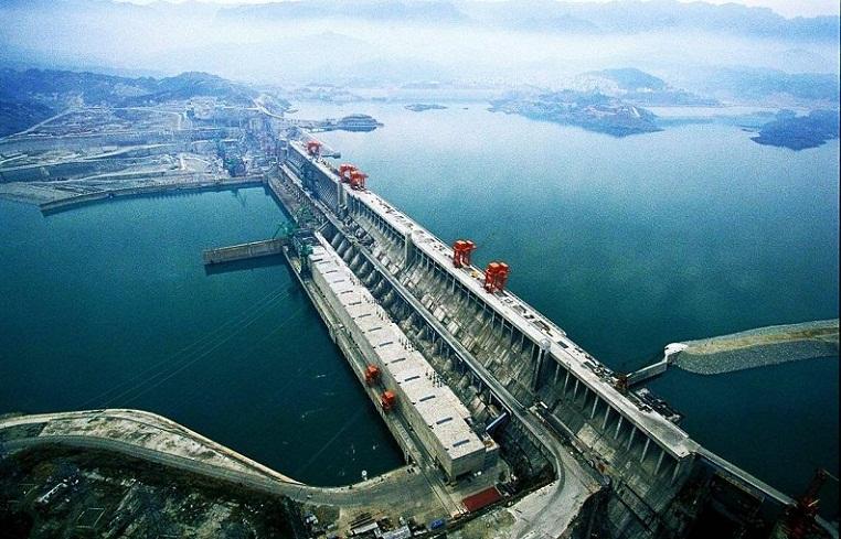Three Gorges, Pembangkit Listrik Terbesar di Dunia