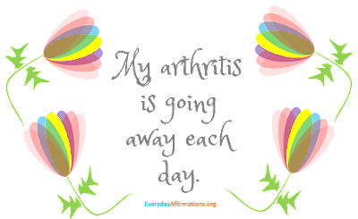 Health Affirmations for Arthritis3