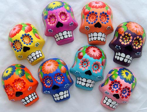 Maryam Maquillage: Dia de los Muertos: Sugar Skulls ...