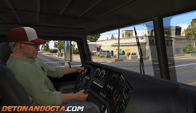 GTA V Mod Entrar como Passageiro
