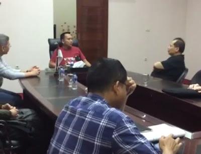 Wah... Ternyata Berdirinya Transmart Lampung Buah Pertemuan Ridho-Chairul di Pesawat