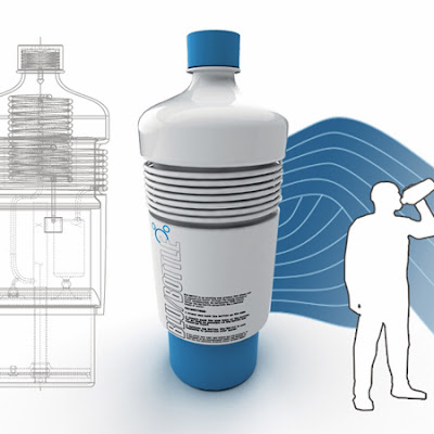 Innovative Water Bottles and Creative Water Bottle Designs (15) 12