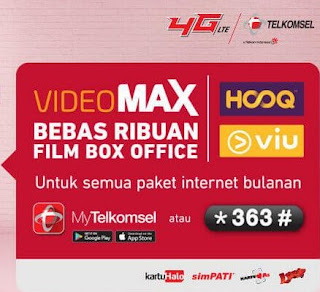 Apa Itu Kuota VideoMAX Telkomsel?
