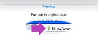 favicon blog blogger