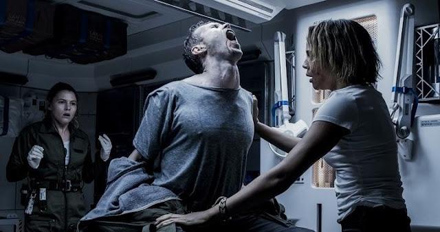 Fotos de Alien: Covenant dirigida por Ridley Scott