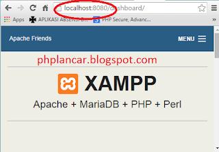 8 - Tutorial Mengganti Port Pada Mysql Dan Apache Di Xampp Versi Terbaru