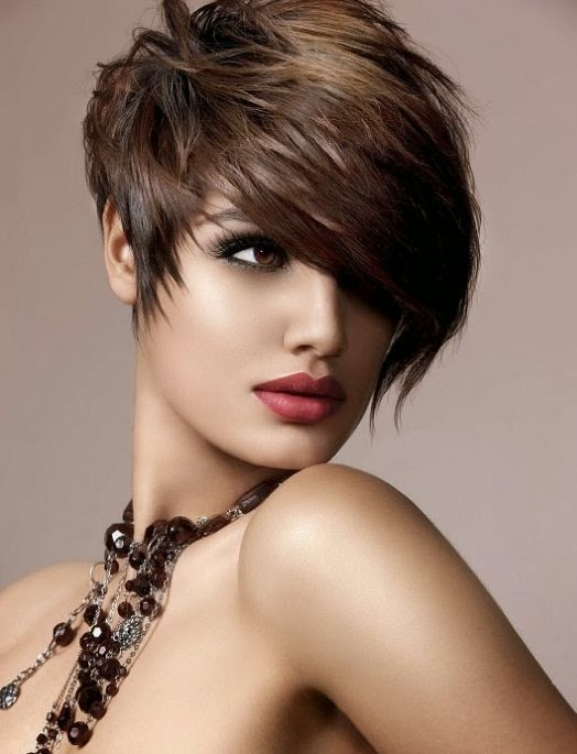 Frisuren 2015 Frauen Kurz Mittellange Haare