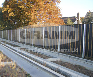 Timber Sound Absorbent Barriers