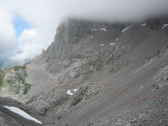 Rutas Montaña Asturias: Al refugio de Collado Jermoso por las Colladinas