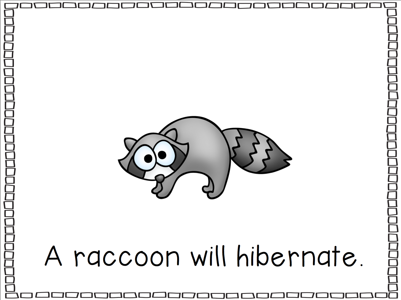 Search Results For Hibernation Worksheet Calendar