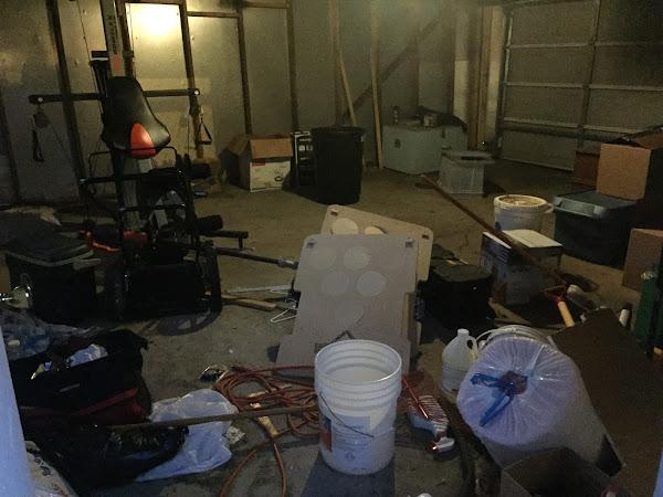 The Garage of Doom