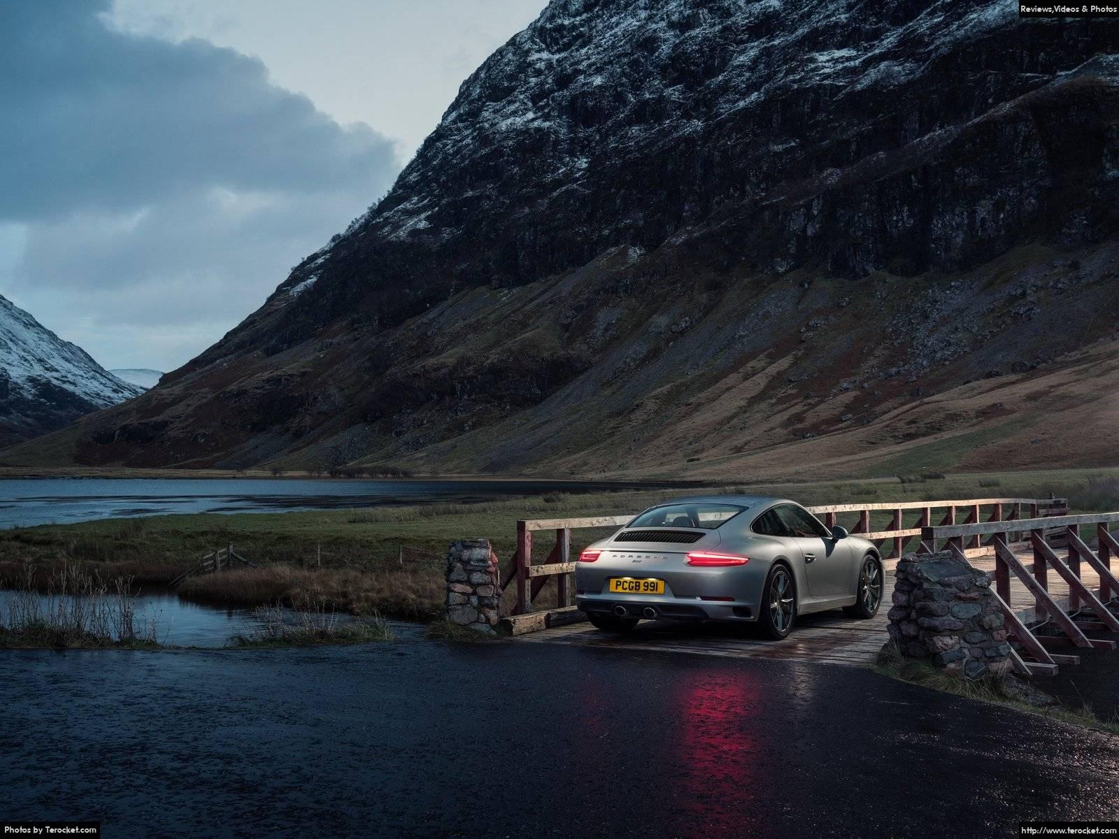 Hình ảnh xe ô tô Porsche 911 Carrera 2016 & nội ngoại thất