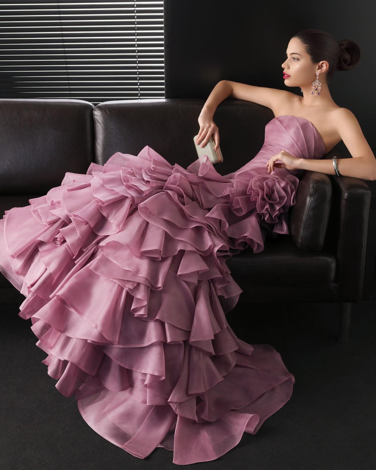 Precios vestidos fiesta rosa clara rebajas