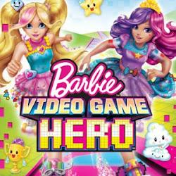 Poster Barbie: Video Game Hero 2017