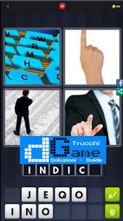 4 Immagini 1 Parola livello 57