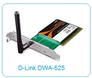 Download D-Link DWA-525 wireless DRIVER for Windows/Linux