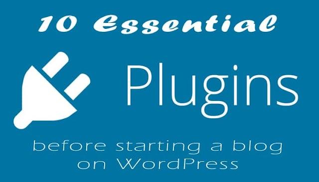 Top 5 wordpress plugins जो blog के लिए जरुरी है.