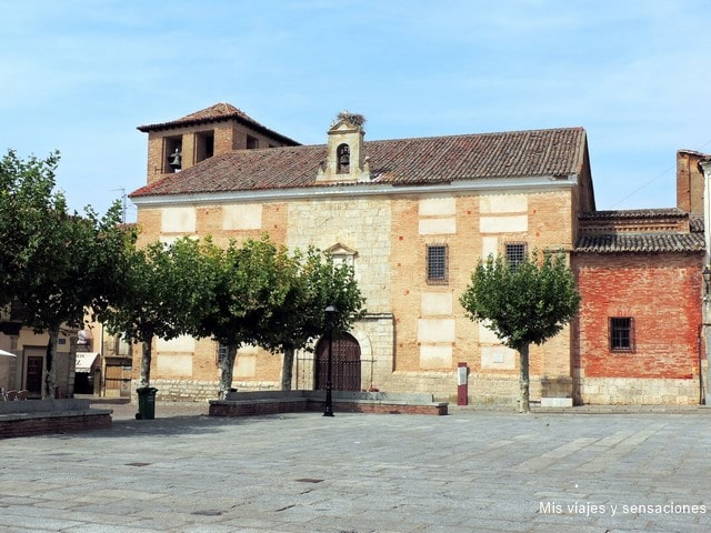 iglesia del Santo Sepulcro, Toro