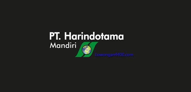 Lowongan Kerja PT. Harindotama Mandiri Jakarta
