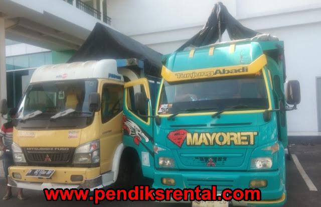 Sewa Truk Jakarta Lombok Mataram