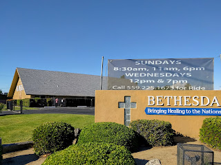 Bethesda Churches in Fresno, California