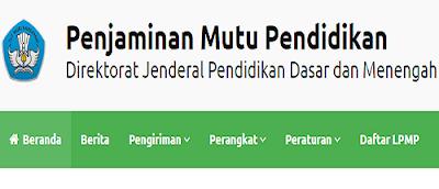 Cara Membaca Dan download Rapor Mutu Sekolah Pada Laman PMP.Dikdasmen.Kemdikbud.Go.Id