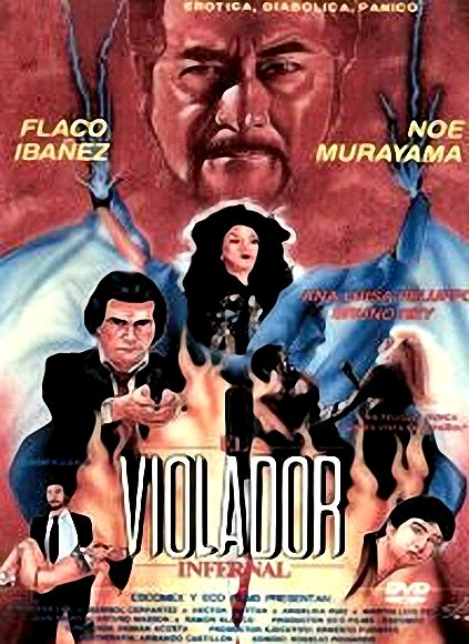 El violador infernal movie