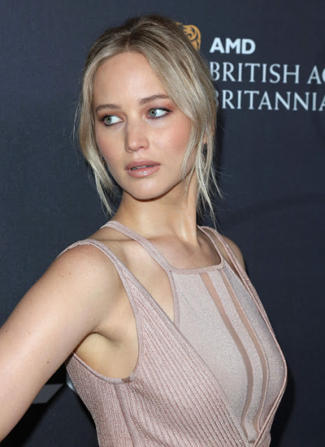 Jennifer Lawrence - 2016 AMD British Academy Britannia Awards
