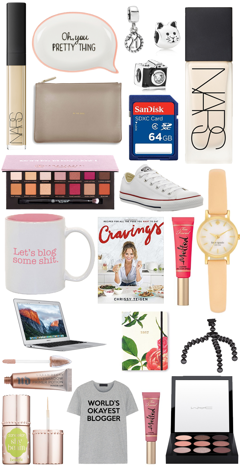 21st Birthday Gift Party Present Ideas 2016 | Colours and Carousels - Scottish Lifestyle, Beauty and Fashion blog