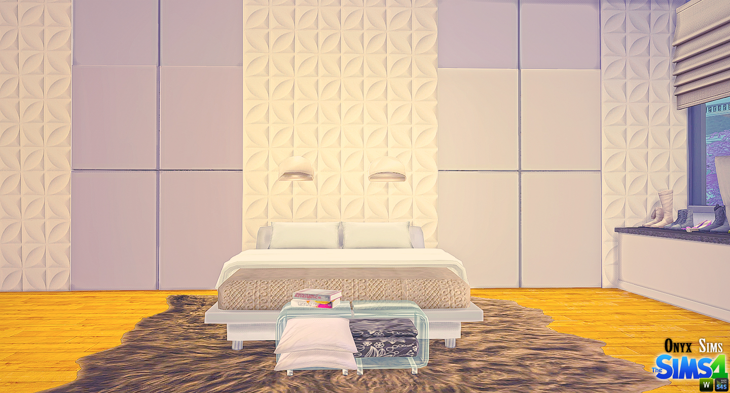 my sims 4 blog san diego bedroom set by kiararawks 14418 | img ts4 sandiegobedroom002