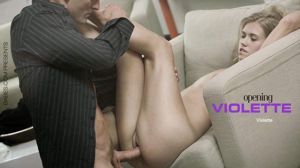 Babes0-24 Violette - Opening Violette 09230
