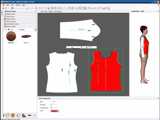 My Label 3D Fashion Pattern Software