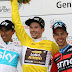Roglic wins overall classification in Tour de Romandie