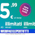 ho. Mobile - Offerta con minuti ed SMS illimitati e 50 Giga a 5,99 euro