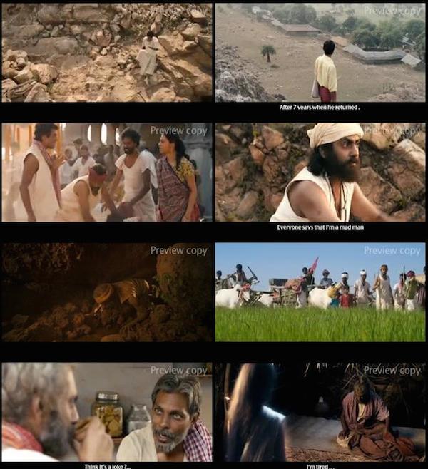 Manjhi The Mountain Man 2015 Hindi HDRip 480p 300mb