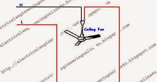 How To Wire A Ceiling Fan With Switch  U0026 Dimmer
