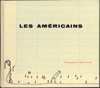 Cover of French edition of The Americans