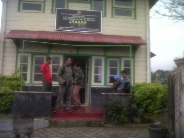 Pos Pengamatan Gunung Merapi