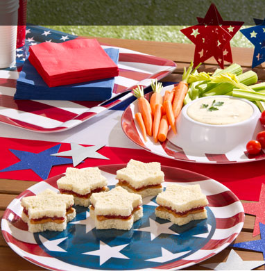 4th July Independence day USA Party Ideas