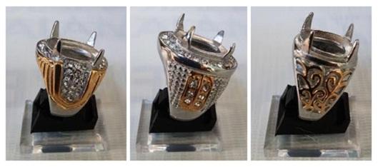 Ring Cincin Titanium