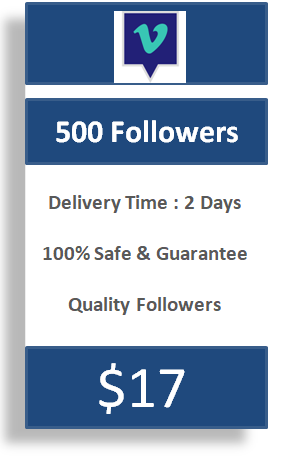 500 Vimeo Followers