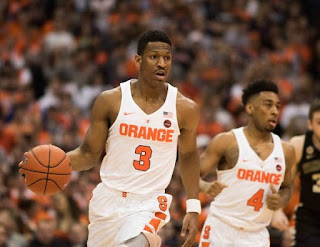 Andrew White III and John Gillon